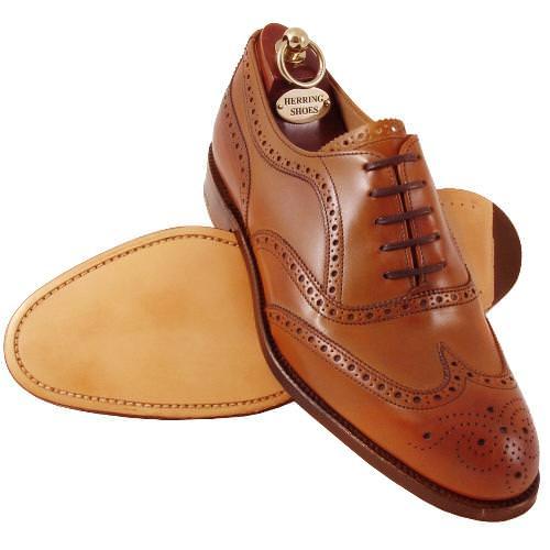 Типы мужской обуви